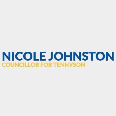 Nicole Johnston Councillor for Tennyson